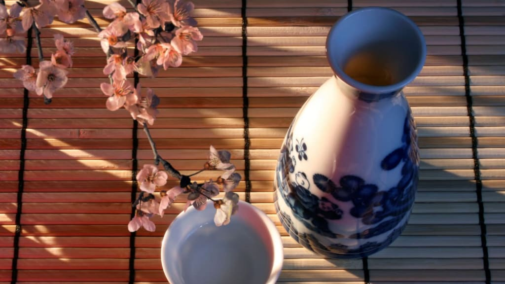 How To Drink Sake the Right Way
