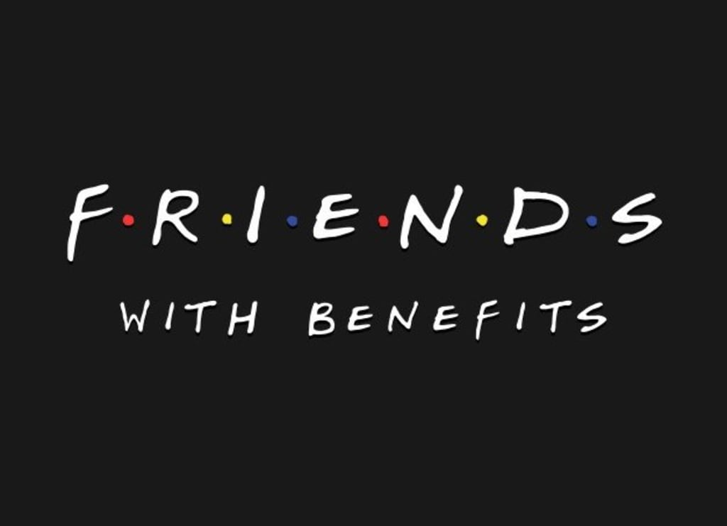 Being a Friend with Benefits Broke Me