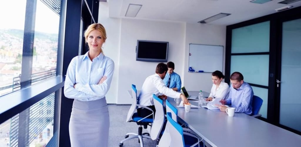 Language for Success for Women in Business