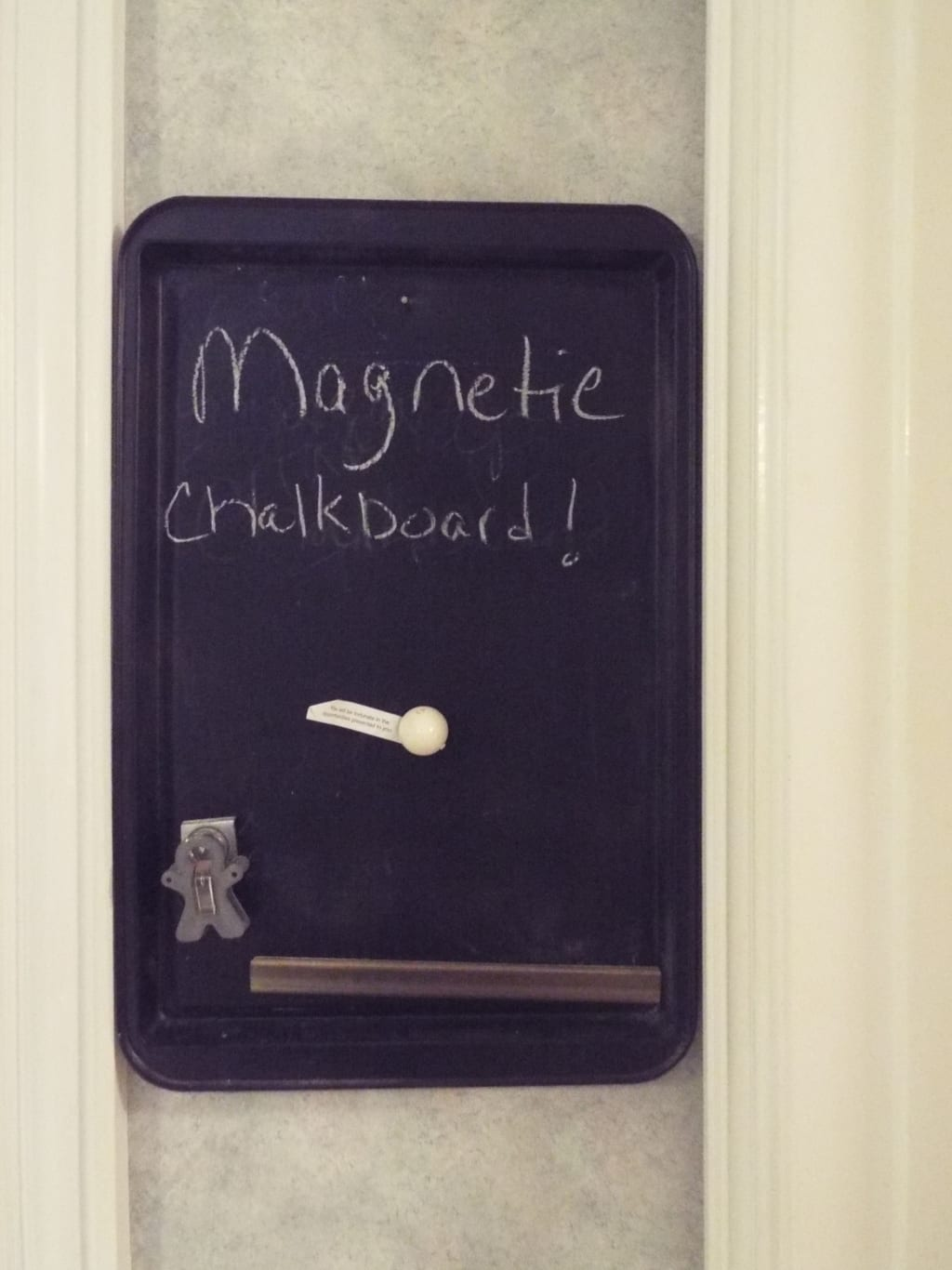 The Things You Can Do with Chalkboard Paint