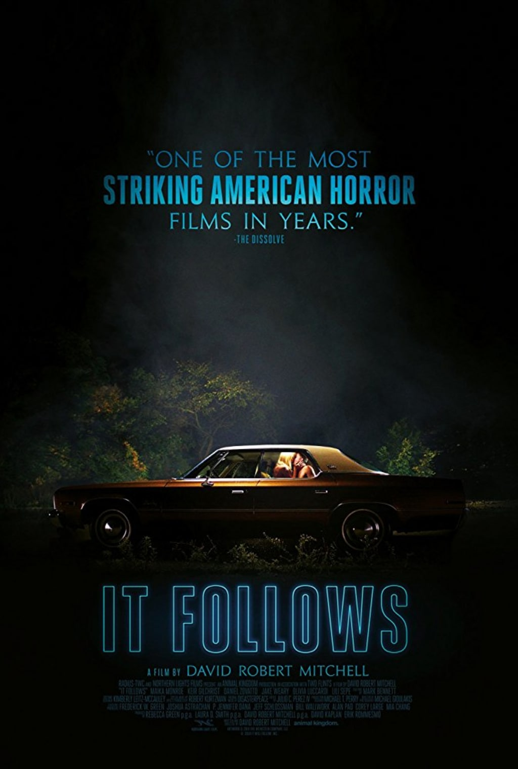 Reed Alexander's Horror Review of 'It Follows'