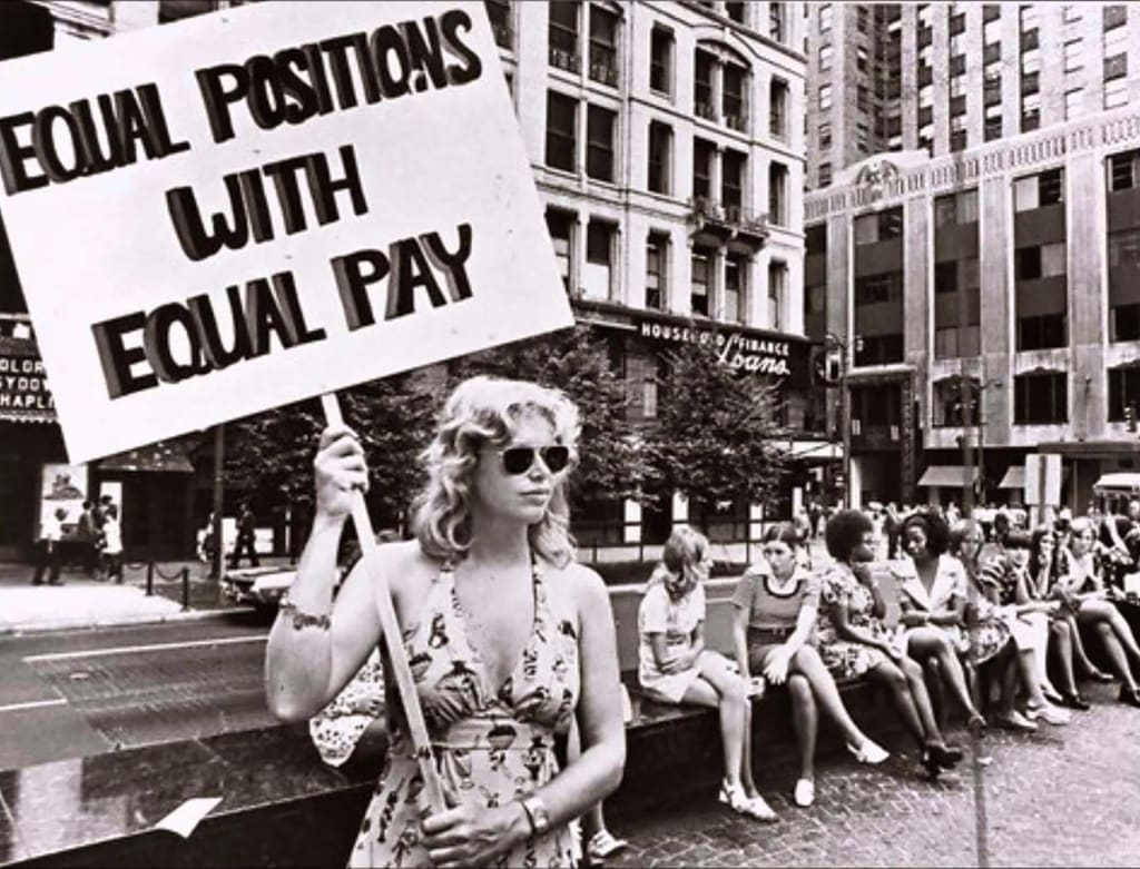 Feminism for Women in 1970s Finance Professions