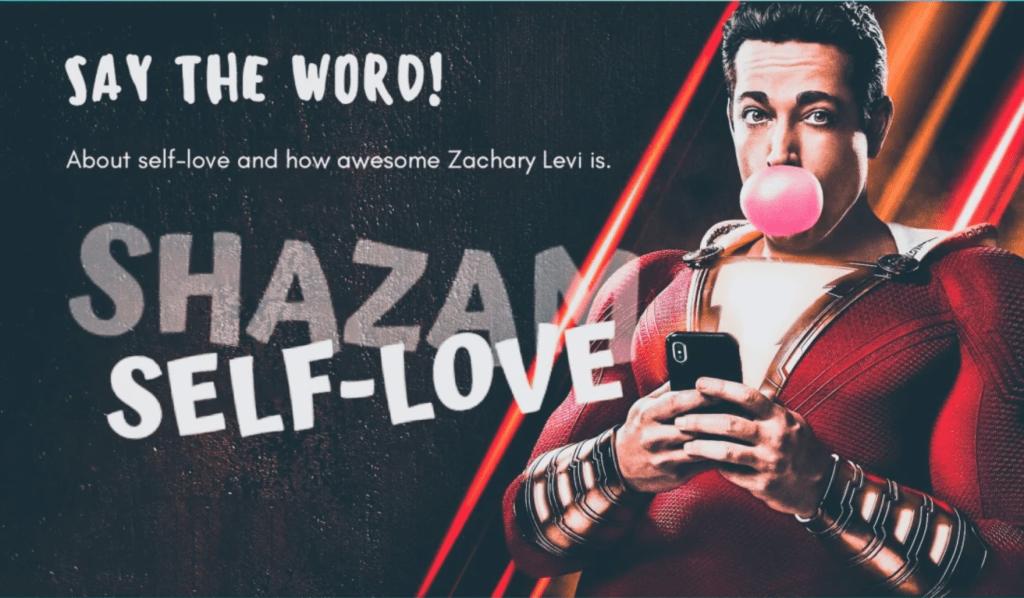 Say the Word! SELF-LOVE