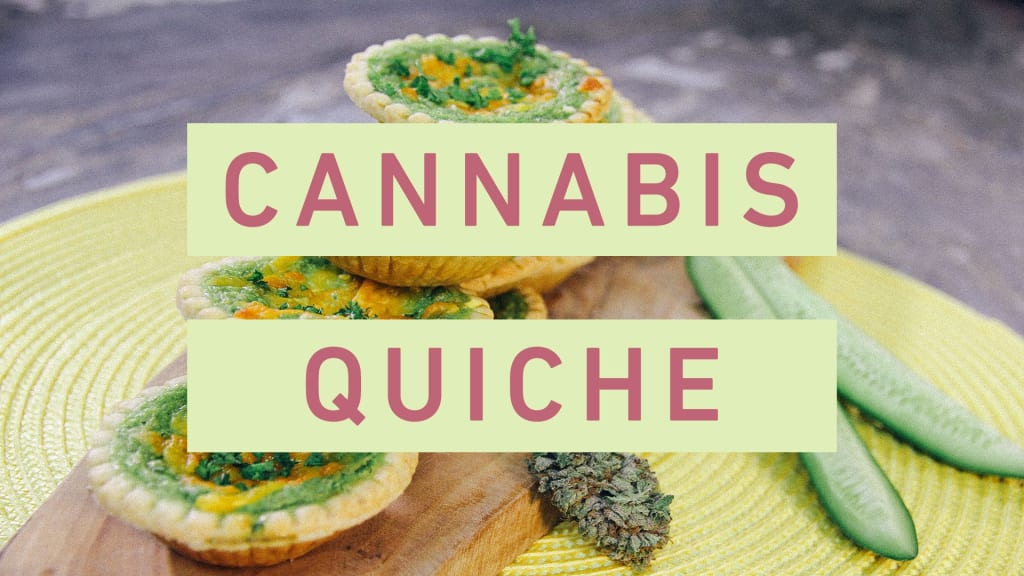 How To Make Cannabis Quiche