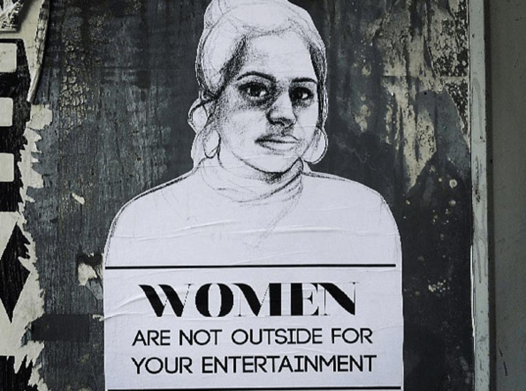 Femininity and the Male Gaze