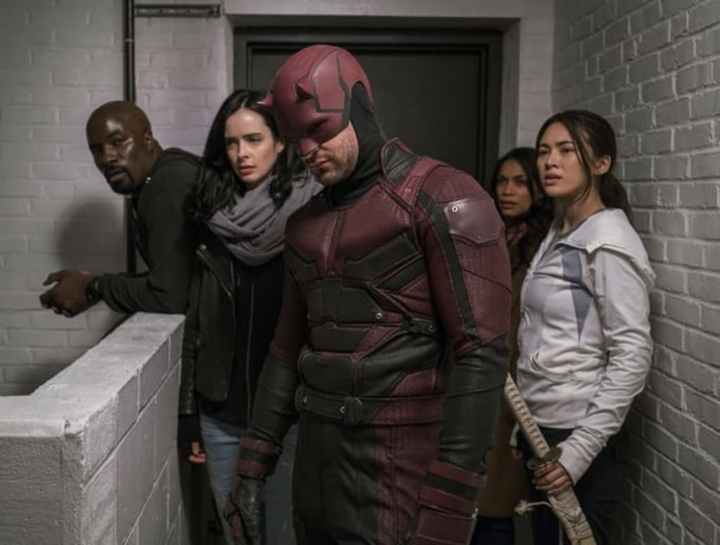 Designing 'The Defenders:' Costume Designer Stephanie Maslansky on How Classic Comics are Adapted
