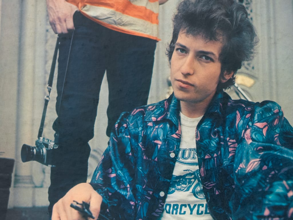 30th August, 1965: Highway 61 Revisited' by Bob Dylan Was Released