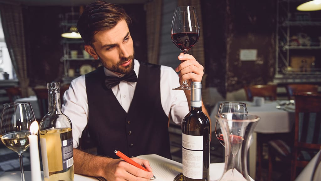 Tips for Passing the Sommelier Certification