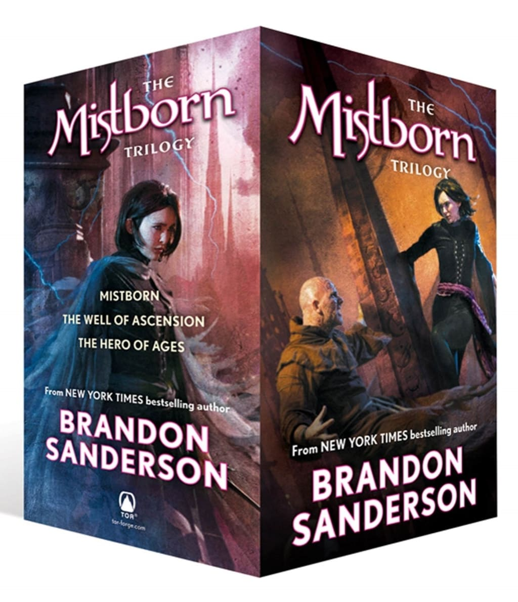 Mistborn: The Final Empire Review