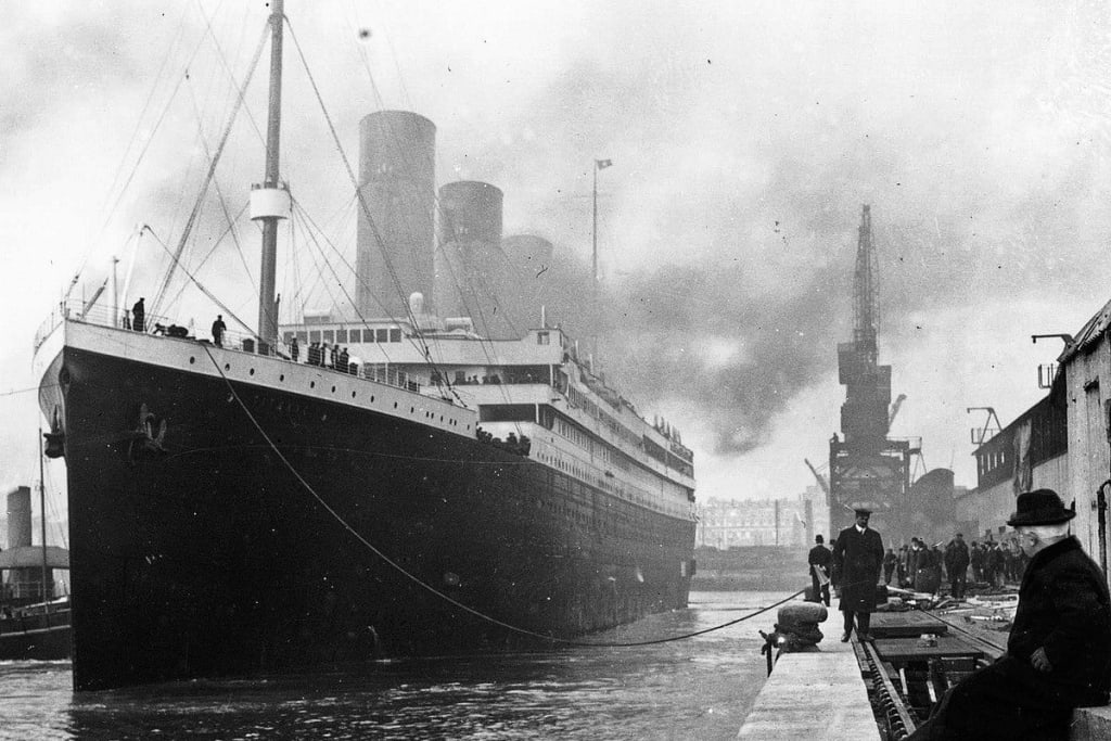 Did the Titanic Ever Sink?