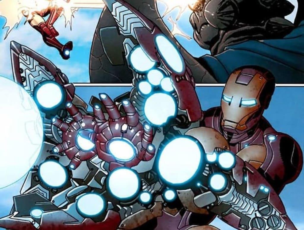 When Will Tony Stark's Bleeding Edge Armor Finally Debut in the MCU?