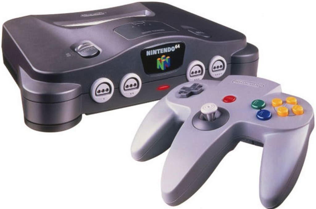 Gamers Salutes the Best N64 Games of All-Time