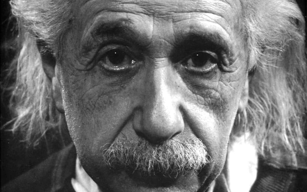 Einstein & the theory of  UnAccounting
