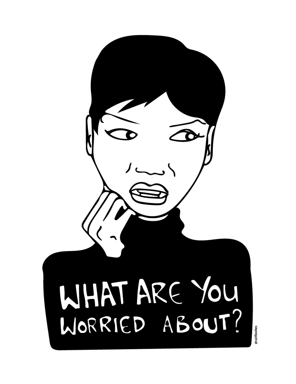 Feeling Paralysed With Worry