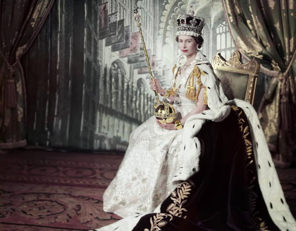How to Become King/Queen of England?