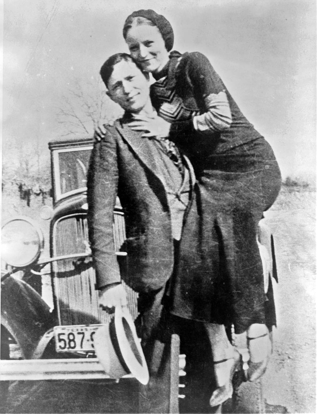 The Tragedy of Bonnie and Clyde