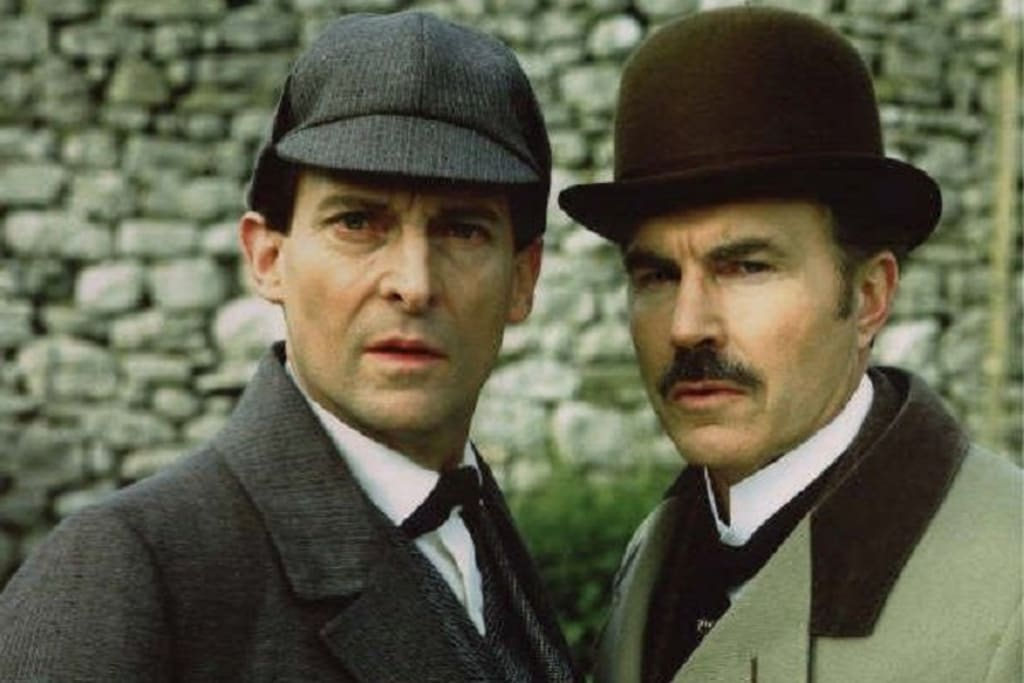 Ranking the 'Baker Street Irregulars: The Game Is Afoot' Stories About Sherlock Holmes