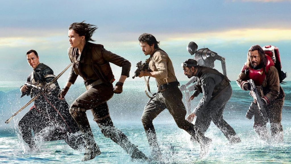 The Mystery Of 'Rogue One' Revealed: How The Film Originally Ended...