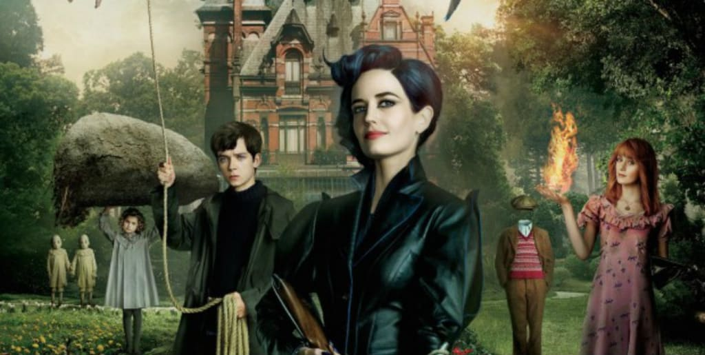 Which 'Miss Peregrine' Book Scenes Will Tim Burton Sacrifice For The Movie?