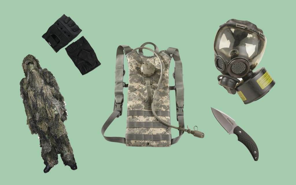 Image result for Things That You Need to Know About Military Surplus Stores