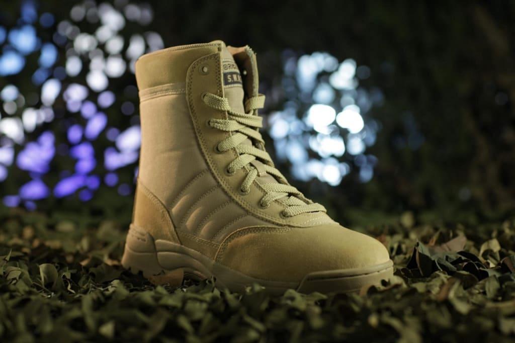 Best Tactical Combat Boots