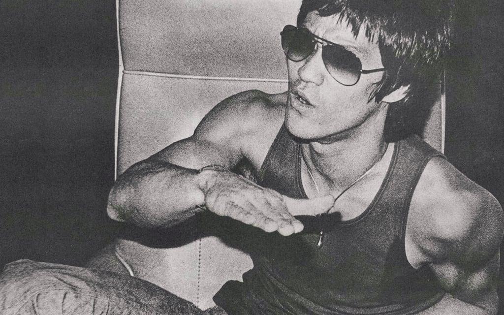 Rehashing the Life of Bruce Lee