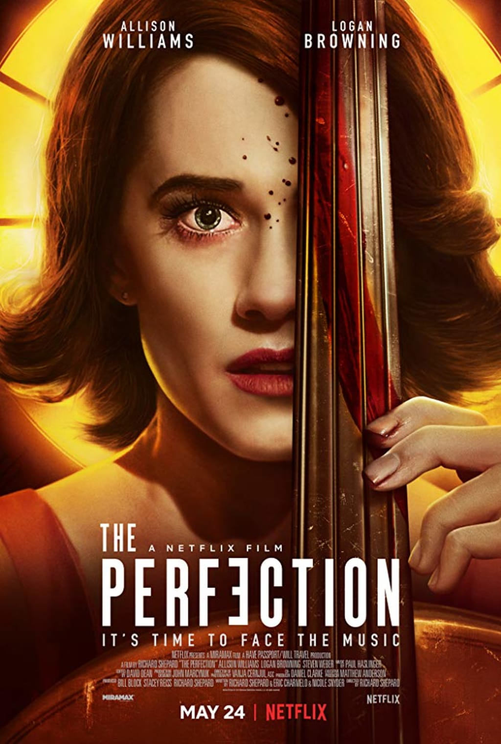 Reed Alexander's Horror Review of 'The Perfection' (2018)