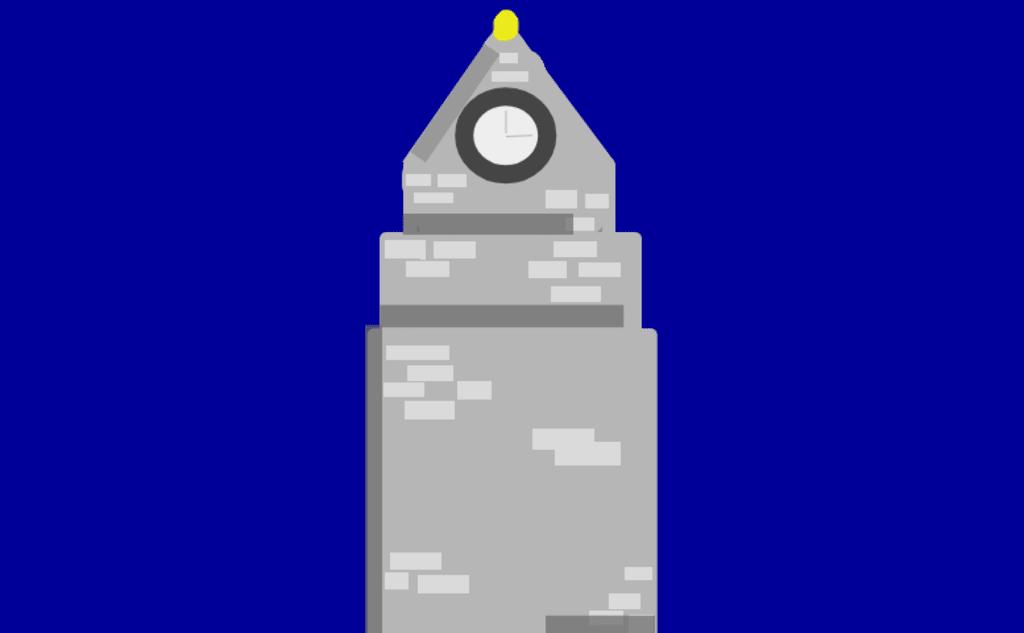The Missing Clocktower