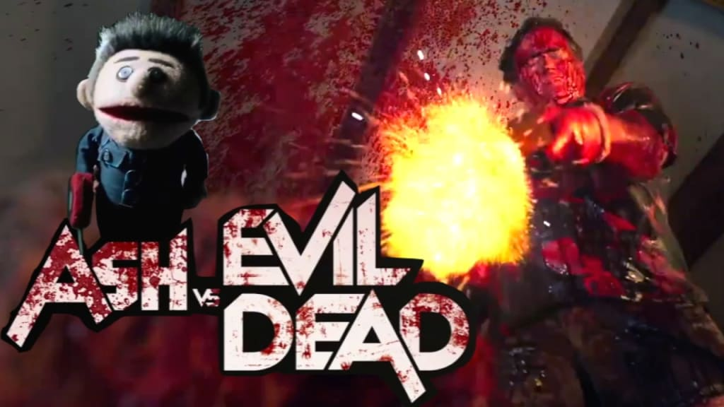 Grab Your Chainsaw Because the First Trailer for Season 2 of 'Ash vs The Evil Dead' Is Here...