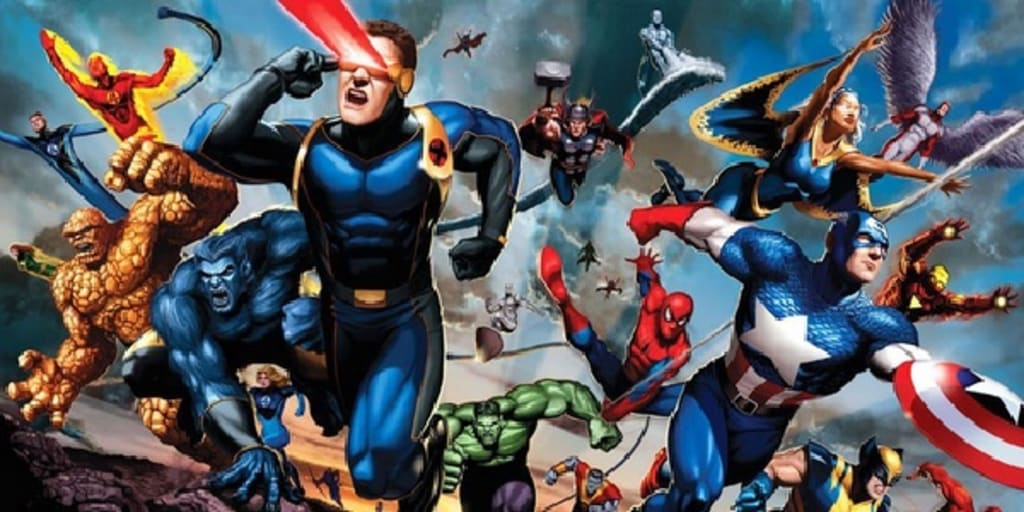 10 People Marvel Must Cast to Make the Fox Deal Work