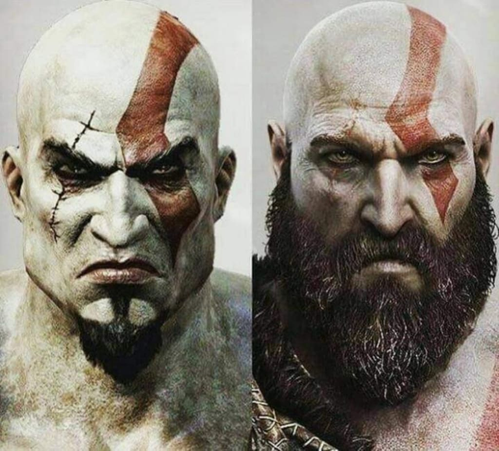 When a Video Game Character Comes Full Circle