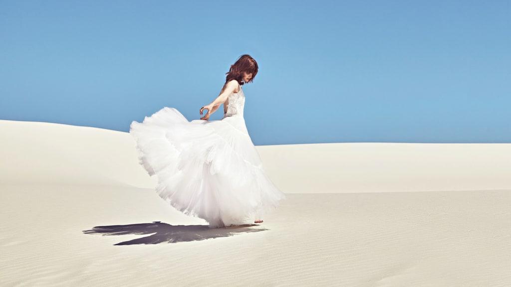 19 Beautiful Wedding Dresses You Can Buy On Amazon