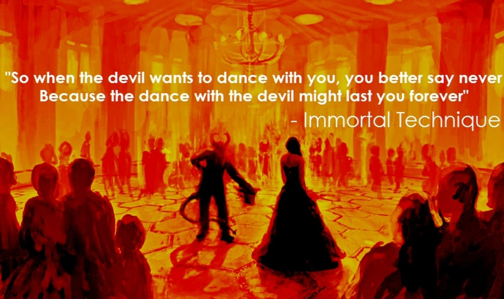 A Dance With the Devil (WIP)