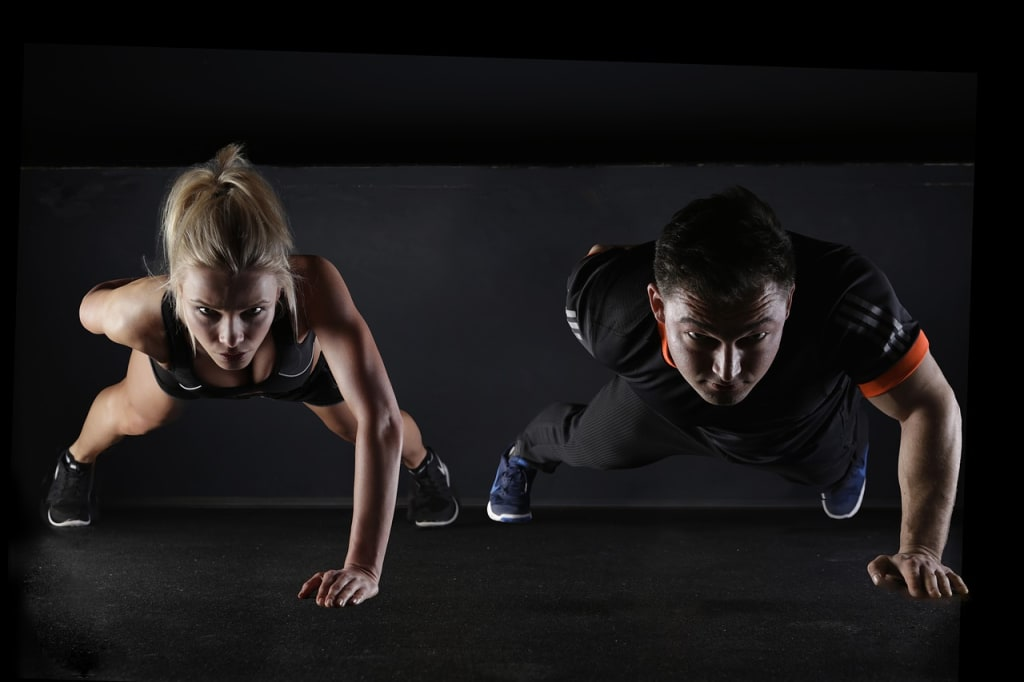 12 Best Partner Workouts for Couples
