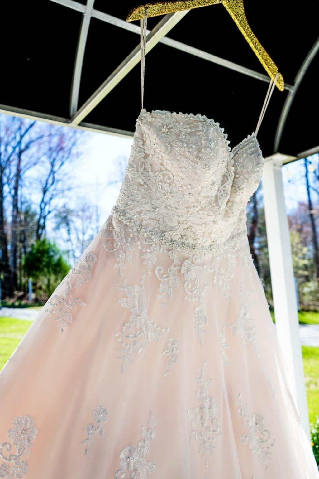 Wedding Gown Rehab