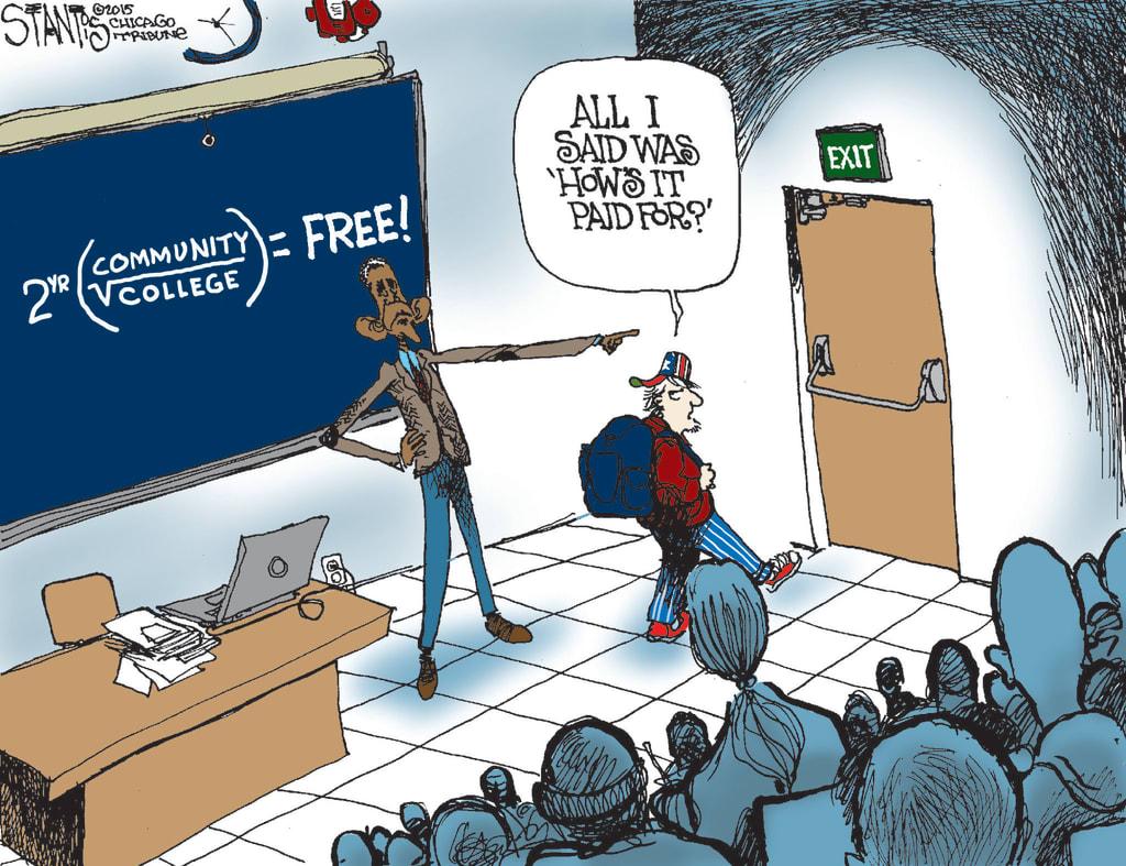 Bernie Sanders Is Bad For American Students