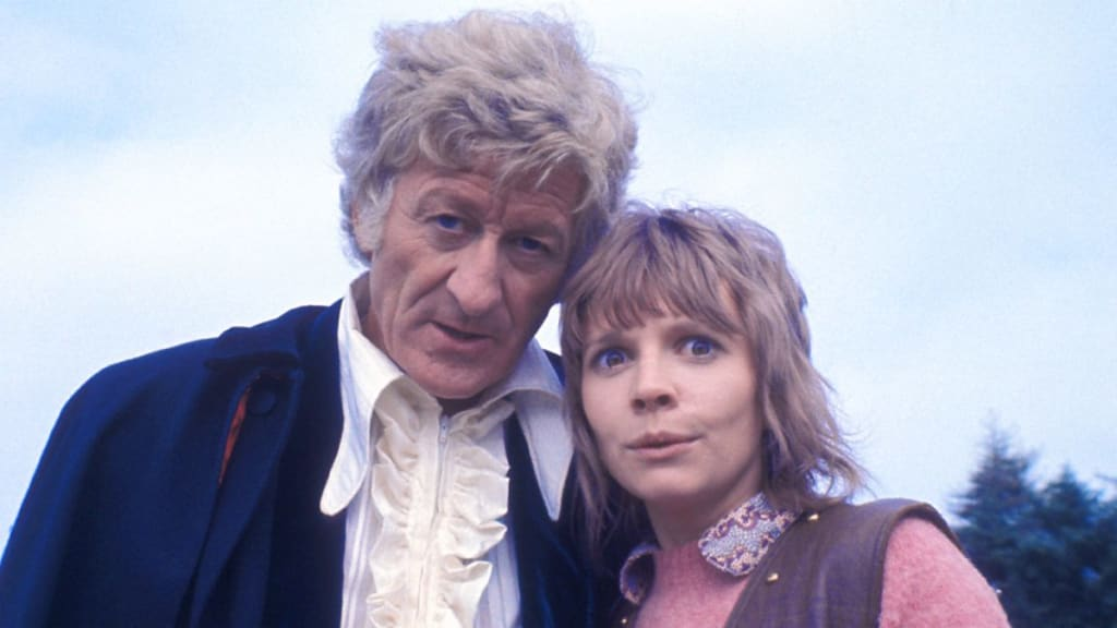 Review—'Doctor Who: The Mega'