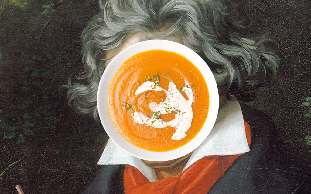 Favorite Meals of Your Favorite Historical Figures