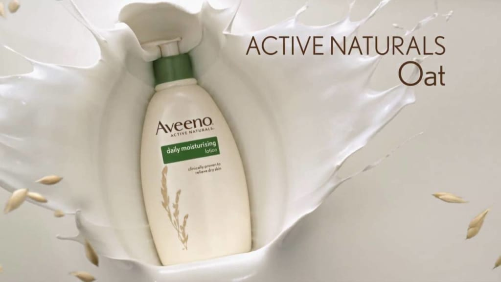 How Aveeno Helped to Cure My Eczema