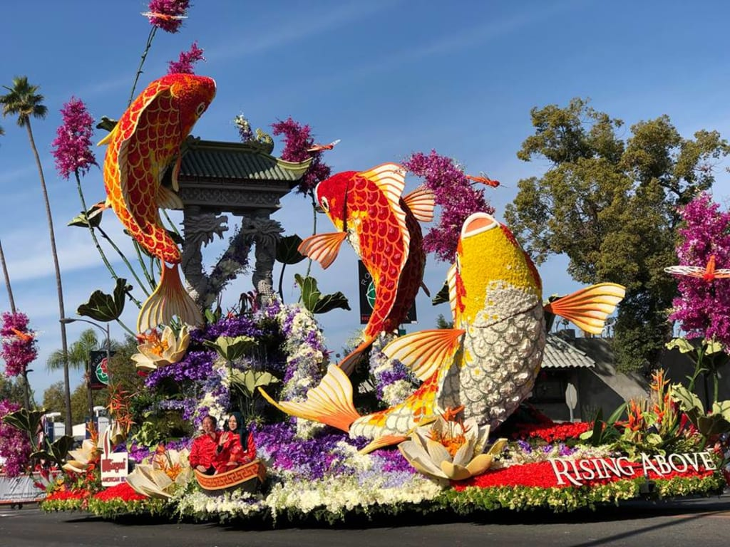 Why You Should Go to the Rose Parade