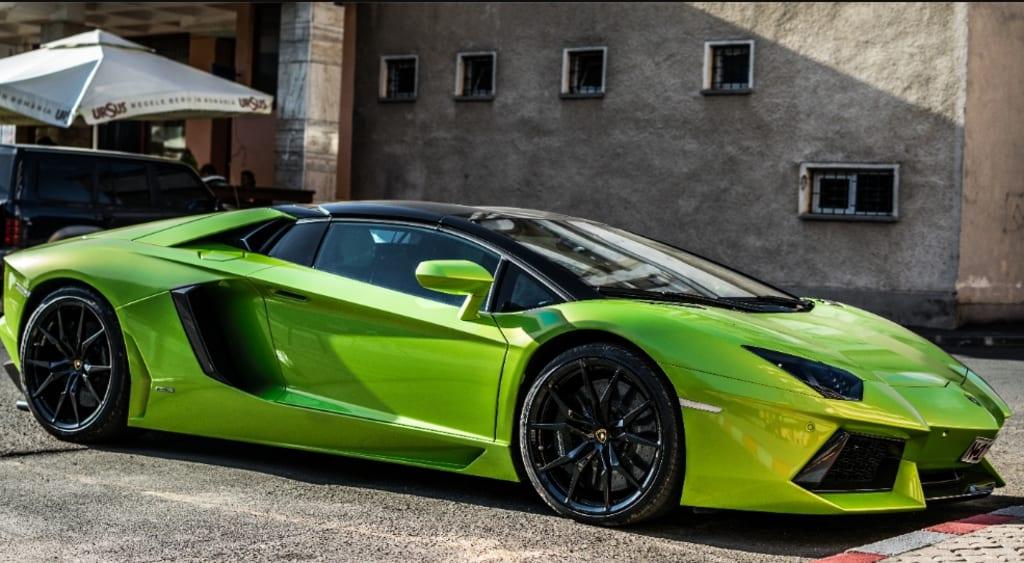 Catch My Lamborghini
