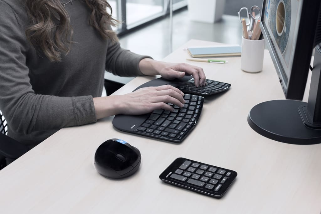 Best Ergonomic Keyboards and Mice to Prevent Wrist Pain