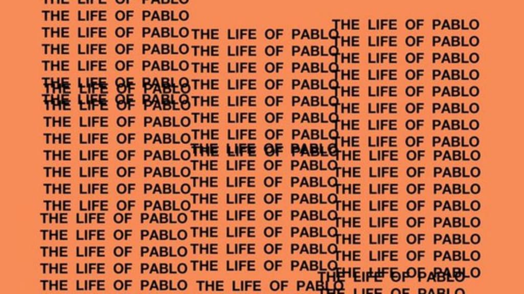 Living the Life of Pablo