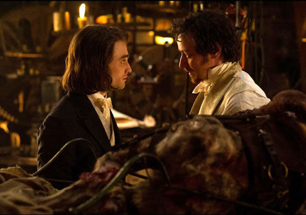 4 Reasons Why Victor Frankenstein Could Be One of the Best Frankenstein-Inspired Adaptations Yet