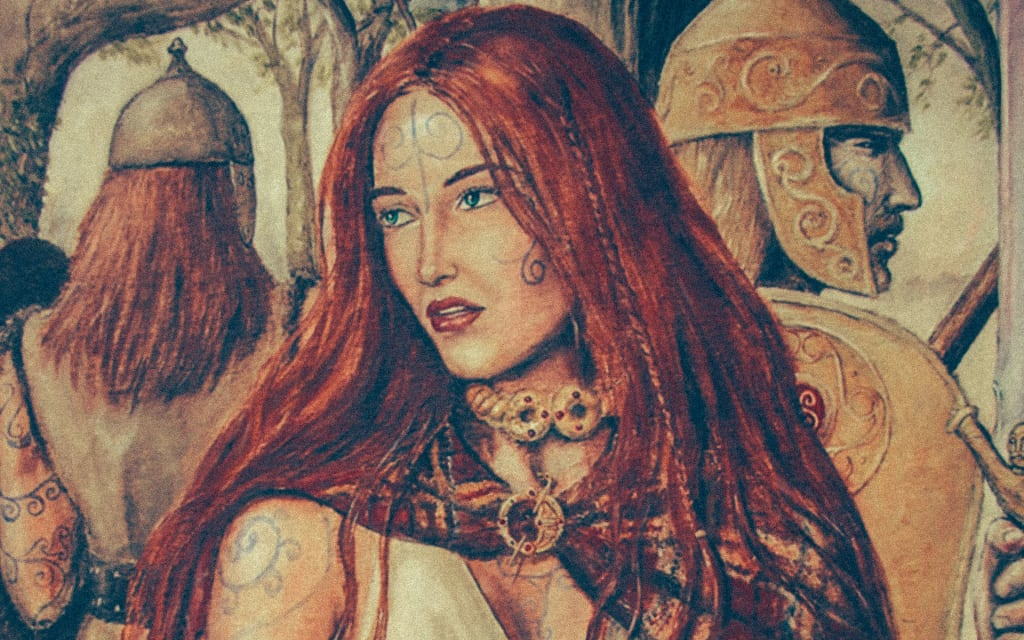Powerful Women in Ancient History