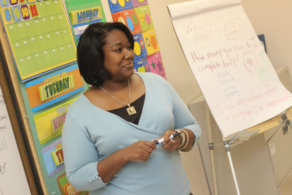4 Tips on Organizing Your Classroom