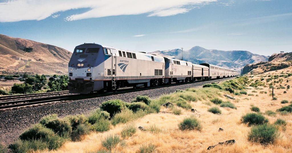 Is Traveling by Train Cool?