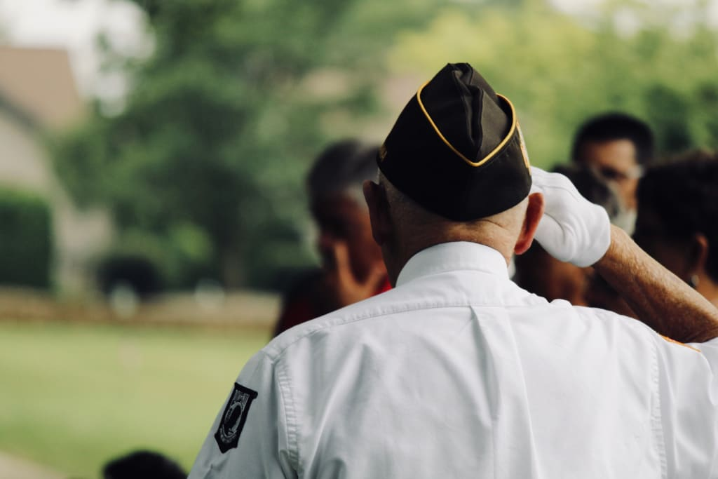 10 Easy Ways You Can Help Veterans