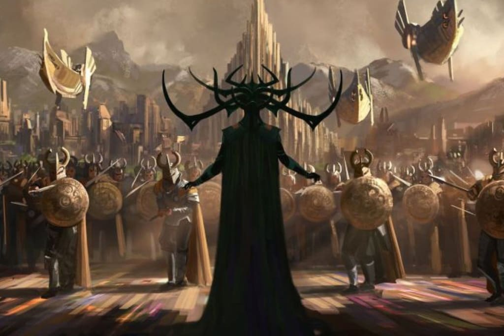 'Thor: Ragnarok' Is A Bold Commentary On The Insidiousness of Imperialism