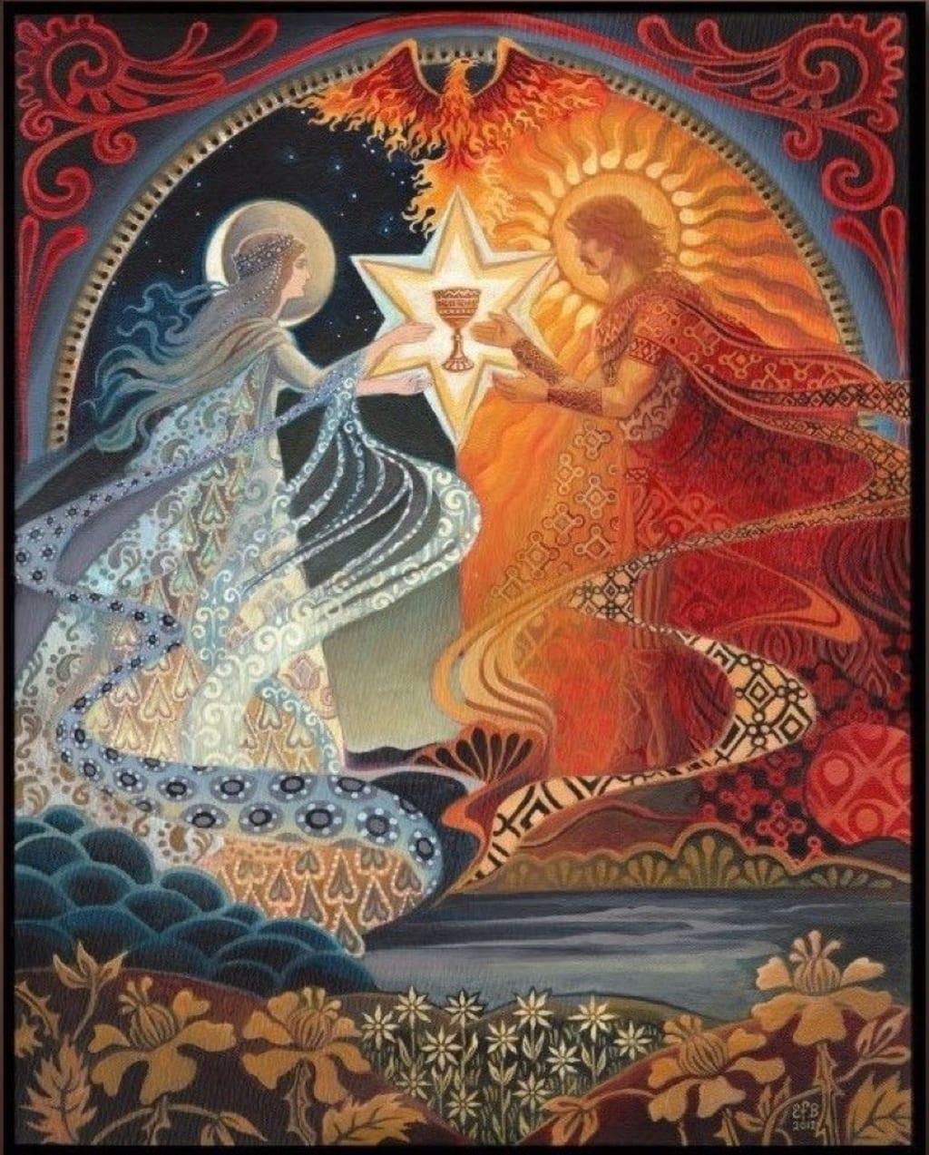 A Celestial Romance